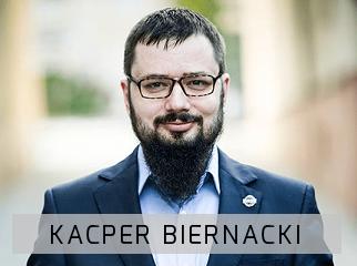 Kacper Biernacki - prezydent Wodzisławia 2.0