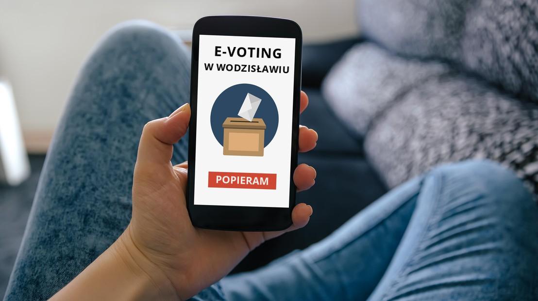 e-voting w wodzisławiu