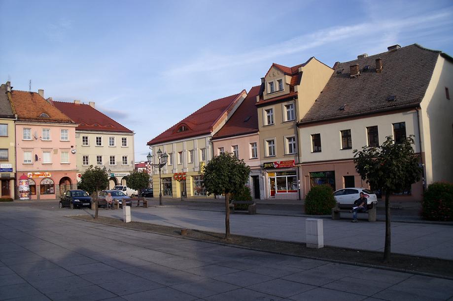 rewitalizacja rynku w Wodzisławiu