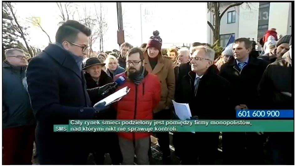 wzrost opłaty śmieciowej w Wodzisławiu