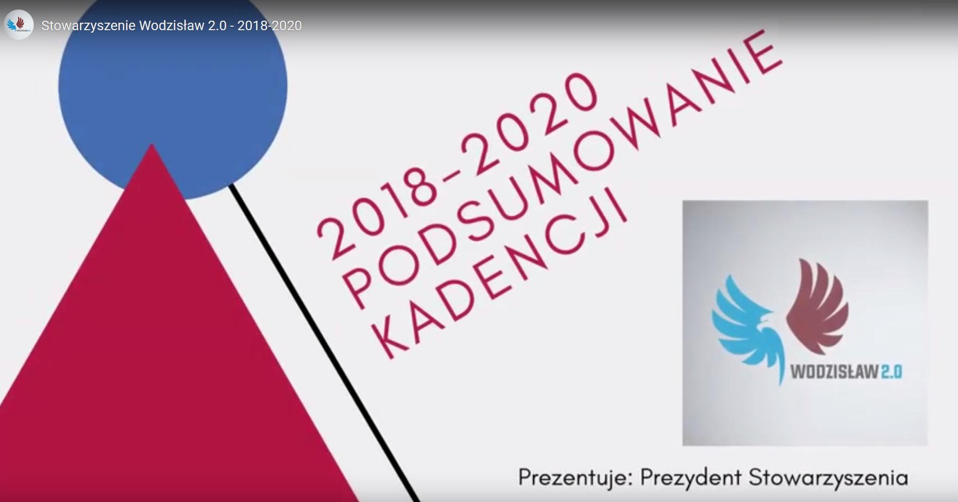 stowarzyszenie wodzislaw 2.0 kadencja 2018-2020