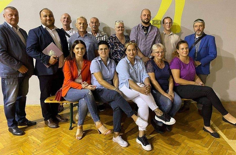 wybory do rad dzielnic wodzislaw 2021